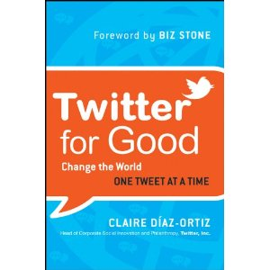Twitter for Good book