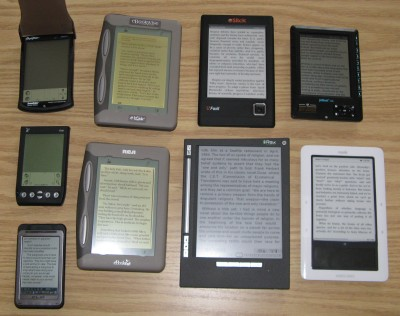 Ebook reader collection 2010 02 20