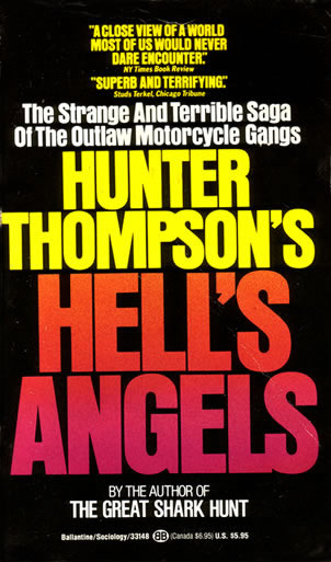 Hell's Angels book cover