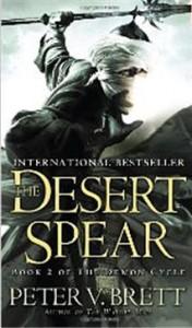 Desert Spear Brett