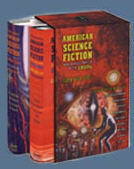 LOA Classic 50s SF novels set