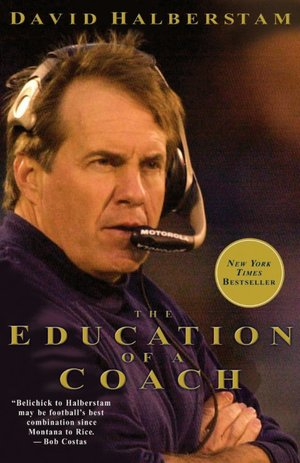 Education of a Coach book cover