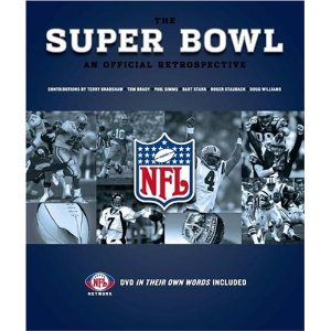 Super Bowl book cover