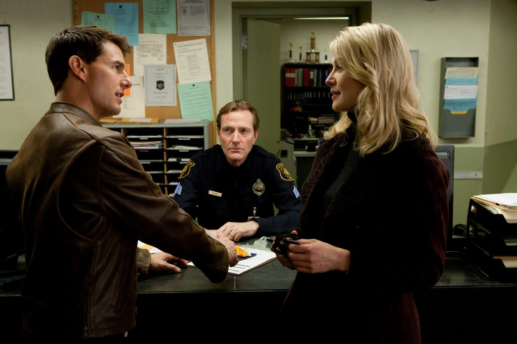 Lee Child cameo in new Jack Reacher movie