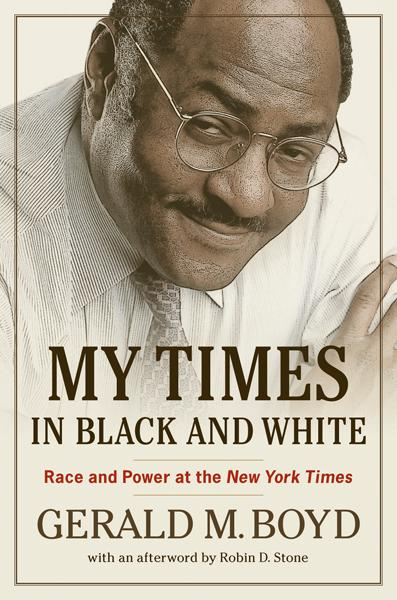 My Times in Black and White book cover