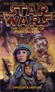 SW Courtship of Leia -Wolverton