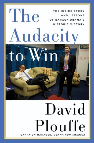 Audacity to Win book cover