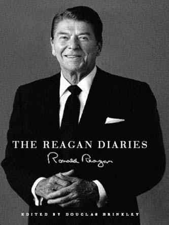 Reagan Diaries cover
