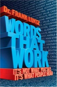 Words that Work book cover
