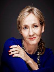JK Rowling headshot