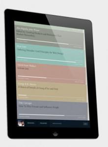 Readmill for Ipad app