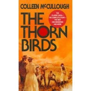 The Thorn Birds paperback