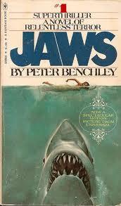 Jaws paperback