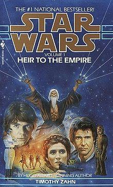 Heir to the Empire, Star Wars novel
