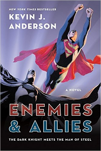 Enemies & Allies, Batman Superman novel