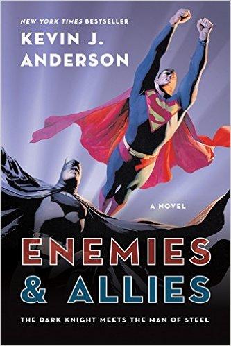 Enemies & Allies, Batman Superman novel