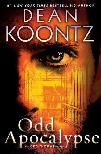 Odd Apocalypse novel by Dean Koontz