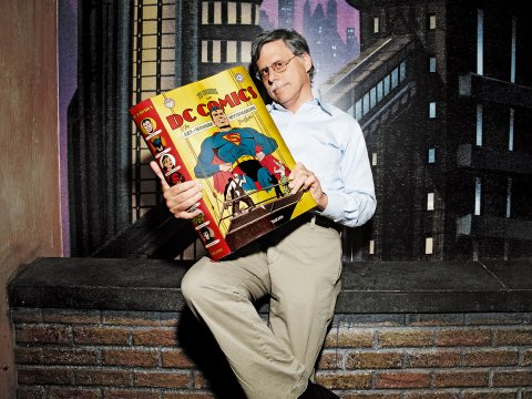 Massive Comic Book Tome - 75 Years of DC Comics