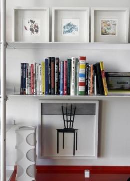 Future of bookshelves