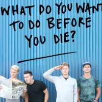 Book cover - what do you want to do before you die?