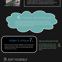 13 Writing Lessons Learned From Stephen King's On Writing [Infographic]
